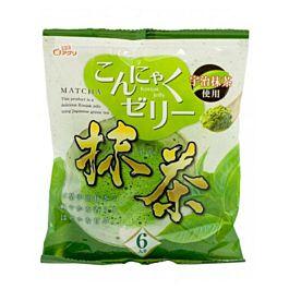 日本 雪国魔芋果冻 抹茶味 108g