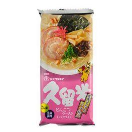 日本 九州 久留米猪肉拉面 两人份 194g