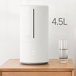 小米 智能除菌加湿器 4.5升大容量 白色