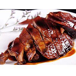 上海人家  酱油鸭  半只 内附独立酱汁包 开袋即食