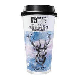 鹿角巷 奶茶 黑糖鹿丸牛乳茶 123g