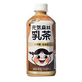 元气森林 咖啡拿铁乳茶 480ml(2021.10.03)