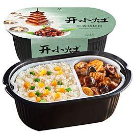 统一 开小灶 自热米饭 小香菇烧肉 236G