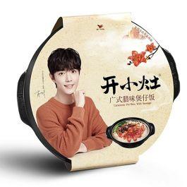 统一 开小灶 自热米饭 广式腊味煲仔饭 180g