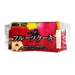 日本 樱花制果 水果味长崎蛋糕 5枚装 200g