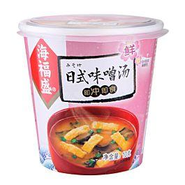 海福盛 日式味噌汤 10g