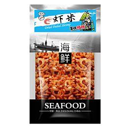 乐乐厨 虾米 100g 冷冻食品 介意慎拍