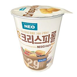 杯装 韩国 NEO 芝士脆脆卷 奶油芝士味 40g