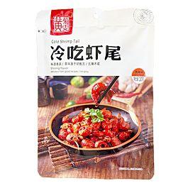 黄菊雯 冷吃虾尾 香辣味 100g