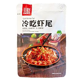 黄菊雯 冷吃虾尾 蒜香味 100g